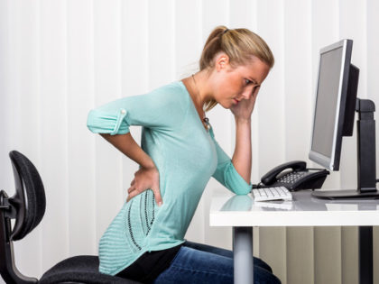 "Use Physiotherapy to treat your ""Computer Neck Syndrome"""