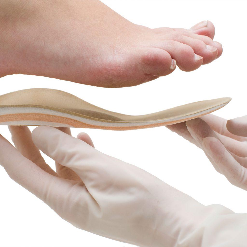 Chiropractic - Custom Foot Orthotics